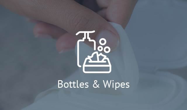 Bottles & Wipes