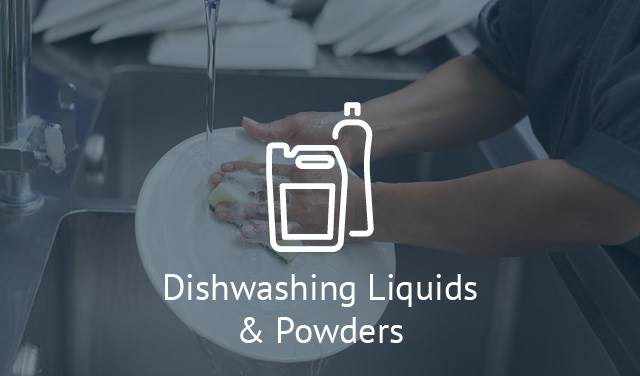 Dishwashing Liquids & Powders