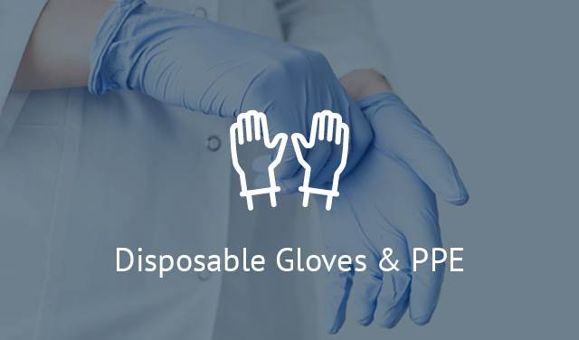 Disposable Gloves & Ppe