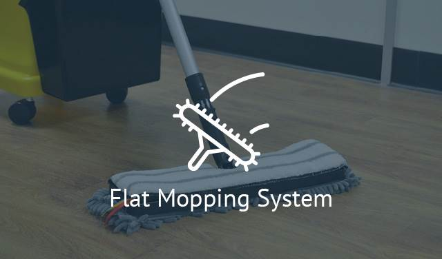 Flat Mopping System