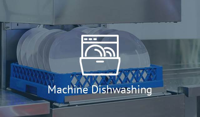 Machine Dishwashing