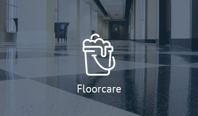Floorcare - mopping systems, buckets, sealants and polish, floor pads