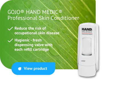 GOJO Hand Medic - reducing risk of occupational skin disease