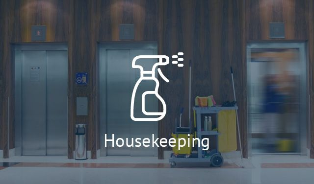 Housekeeping - chemical dosing system, hard suface cleaners, laundry, cleaning cloths