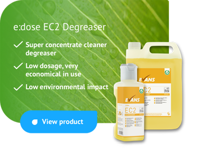 edose EC2 Degreaser - unperfumed heavy duty cleaner and degreaser