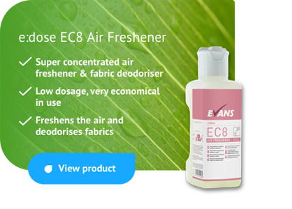 edose EC8 - super concentrate air freshener and fabric deodoriser