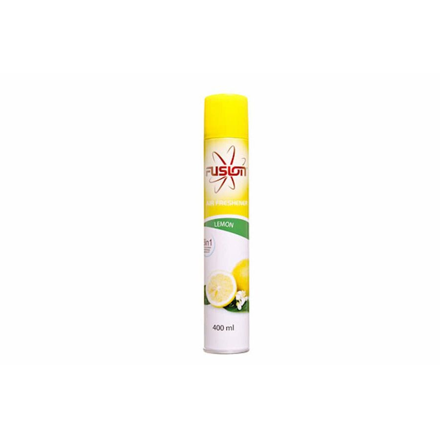 400ml aerosol lemon